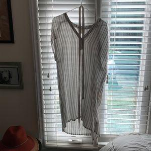 HM Breezy Shift Summer Throw on Dress